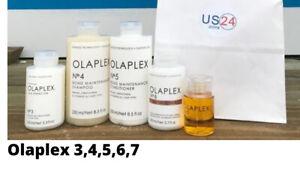 Olaplex No.3,4,5,6,and No.7  COMBO , Sealed Authentic Original, New