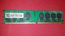 Transcend 2Gb PC2-6400 800Mhz DDR2 Desktop Memory RAM @@@