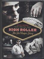 HIGH ROLLER: The Stu Ungar Story POKER CHAMPION Michael Imperioli NEW DVD