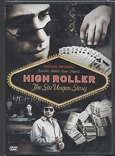 HIGH ROLLER: The Stu Ungar Story POKER CHAMPION Michael Imperioli NEW DVD