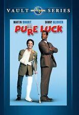 PURE LUCK (1991 Martin Short) - Region 1 DVD - Sealed