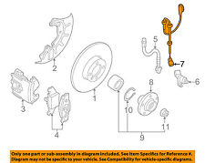 s l225 abs system parts for volkswagen jetta ebay 2000 jetta abs control module wiring diagram at bayanpartner.co