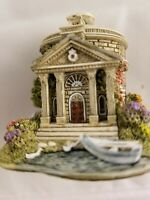 LILLIPUT LANE BELLE ISLE from THE BEATRIX POTTER COTTAGE COLLECTION WITH DEED