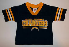 NFL SAN DIEGO CHARGERS 12 MONTHS JERSEY SHIRT – VERY GOOD