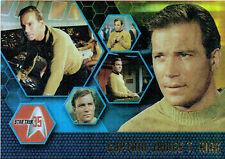 STAR TREK 35TH ANNIVERSARY PROMOTIONAL CARD P1