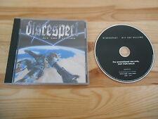 CD Punk Disrespect - Hit The Ceiling (9 Song) Promo HARD BOILED / DIEHARD