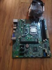 Dell Motherboard 42P49 042P49 + I5  3470 CPU+4GB RAM+HEAT SINK+FACE PLATE BUNDLE