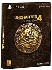 Uncharted 4 a Thief's End Special Edition Ps4 Game