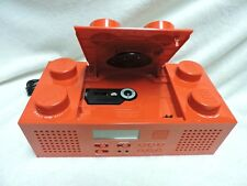 Lego Portable Red CD Player with AM/FM Radio LG11002