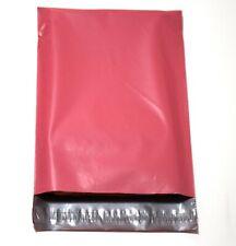 15 Poly Mailer Shipping Mailing Envelopes Self Sealing Bags 10x13 Pink