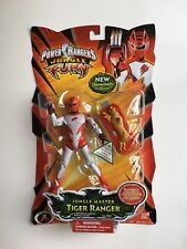 Power Rangers Jungle Fury Master TIGER RANGER with Sound Effects NEW Bandai 2008