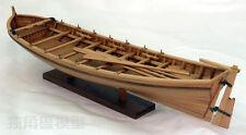 scale 1/48 wood ship kit 29ft USS Bonhomme Richard Barge model kit cherry wood