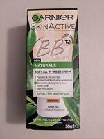 Garnier Skin Active BB Cream Naturals Daily All-In-One Medium 50ml
