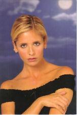 Buffy the Vampire Slayer 4 x 6 Photo Postcard Head and Shoulder Shot Buffy #6