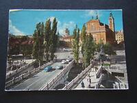 1016 - LJUBLJANA THE THREE BRIDGES 1959 - POSTCARD