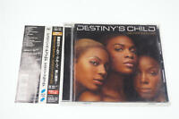 DESTINY'S CHILD DESTINY FULFILLED SICP 700 JAPAN CD OBI A12745