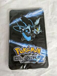 Pokemon Black Version 2 - Nintendo DS Case - New and Sealed - Promo Pouch 3DS