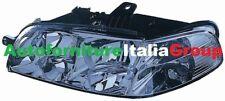 FARO FANALE PROIETTORE ANTERIORE SX H1 H7 PRED. REG. EL. FIAT PALIO 02> 2002>