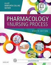 Pharmacology and the Nursing Process  8th edition by Shelly Collins, Julie S...