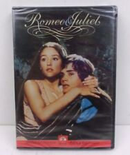 Romeo and Juliet (DVD, 2000, Sensormatic) Widescreen Olivia Hussey SEALED DAMAGE