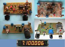 Kit récepteur radioamateur décamètrique (700Khz-30Mhz) - Ham radio receiver kit