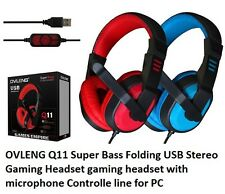 Ovleng Q11 Headset Promotion (Blue)