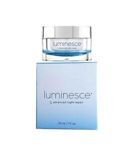 Jeunesse Luminesce Advanced Night Repair Cream 30ml 100% Automatic..First & Free