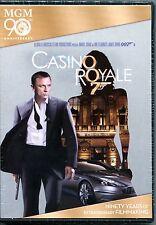 "DVD ""007 Casino Royale""  widescreen, NEW   A084 A085"