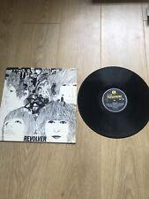 the beatles revolver vinyl Record VG+ 1st Print 60s Music Rare