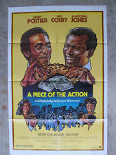 "A Piece Of The Action Bill Cosby 41"" x 27"" movie poster"