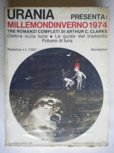 Millemondinverno 1974Clarke Mondadoriuraniamille mondi inverno fantascienza