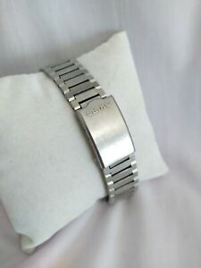 Seiko Vintage Bracelet - Acciaio Inossidabile - 20 x 155mm
