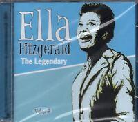 Ella Fitzgerald - The Legendary Ella Fitzgerald (Volume 3) 2002 CD (New Sealed)