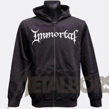 "Immortal "" At the Heart of Winter "" Kapuzenjacke 105460 #"