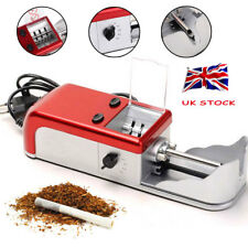 Cigarette Rolling Machine Electric Automatic Tobacco Roller Injector Maker #xz