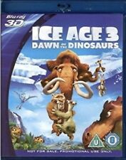 ICE AGE 3 DAWN OF THE DINOSAURS - PANASONIC EXCLUSIVE PROMO 3D Blu Ray