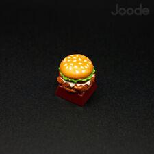 Chicken Sandwich Keycap Handmade Resin Custom Artisan