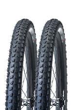 Pair of Vittoria E-Goma TNT G+ 27.5 x 2.25 MTB Bike Tire Folding Tubeless 840g