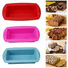 Silicone Molds Cake Pans Bread and Loaf Pan Non-Stick Bakeware Pans for Kichen