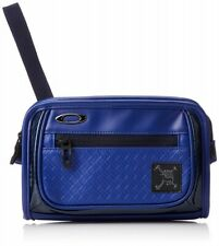 Oakley Golf TOUR Skull Cart Side 13.0 Pouch Bag 921571JP Blue With Tracking