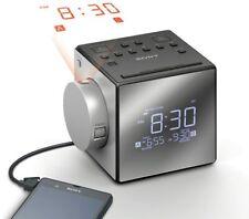 Sony ICF-C1PJ AM/FM Dual Alarm Clock Radio Nature Sound Time Projection ICFC1PJ