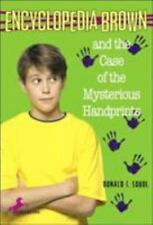 Encyclopedia Brown and the Case of the Mysterious Handprints, Donald J. Sobol, G