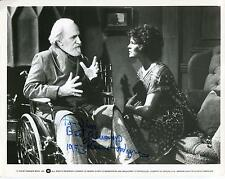 Movies Autographs-original Keenan Wynn Signed 2x4 Piece Of Paper