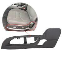 Black Drivers Seat Switch Bezel Trim PP For 2009-16 Traverse Acadia Enclave