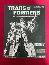 Transformers Universe MEGATRON Special Edition Figure Brand New In Box