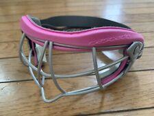 Cascade Lacrosse Field Hockey Eye Guards Goggles Womems Pink