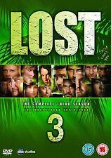 DVD Serie de TV Perdido el completo 3. tercera Temporada 3 tres Temporada Nuevo