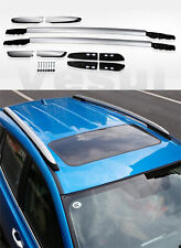 Fit For Toyota RAV4 2013-2017 2018 Luggage Carrier Top Roof Rack Side Rails Bars