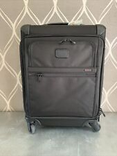 New Tumi Alpha 2 Continental Expandable 4 Wheel Carry-On MSRP $750 Style 2230561