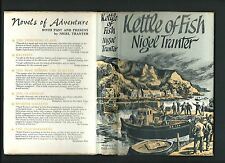 Kettle of Fish by Nigel Tranter ( 1st edition Hardback 1961 ) Border adventure.